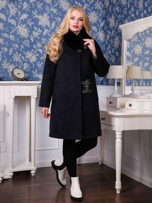 Пальто черное | 4052239