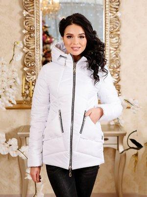 Куртка біла | 4052408