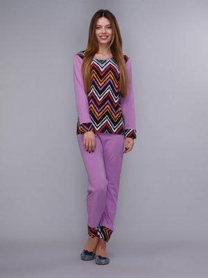 Піжама: джемпер і штани | 3871889