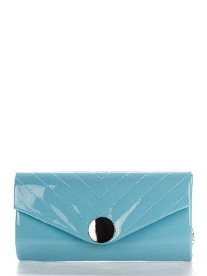 Клатч блакитний   4033878