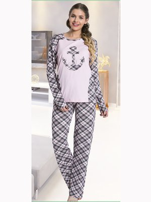 Пижама: джемпер и штаны | 3871620
