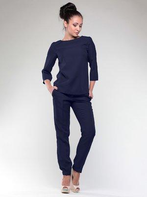 Костюм: блуза и брюки | 4007136