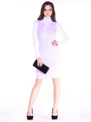 Платье светло-сиреневое | 4007161