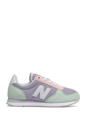 Кроссовки бирюзово-серые New Balance 220 | 4042370