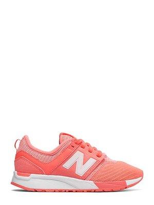 Кросівки рожеві New Balance 247 | 4042373