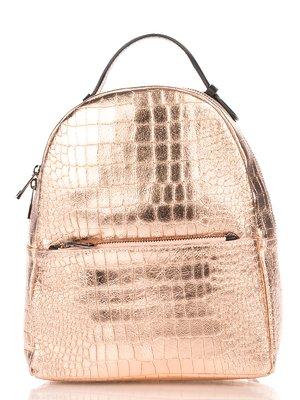 Рюкзак золотистий | 4029848