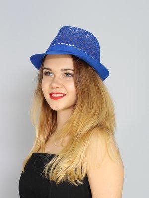 Шляпа синяя   3328551