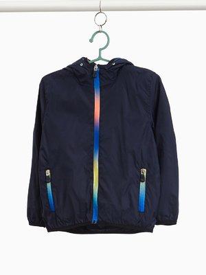 Куртка темно-синя | 4010625
