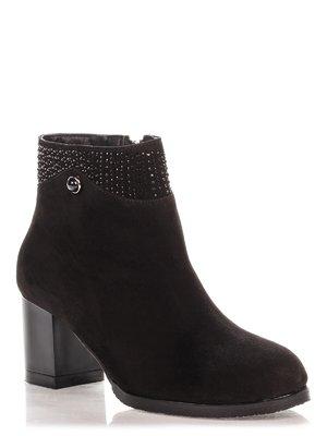 Ботинки черные | 4054569