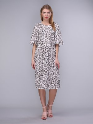 Сукня біла в квіти   4058230