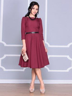 Сукня сливового кольору | 4058092