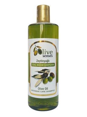 Шампунь для волос с оливковым маслом (500 мл) | 4059006