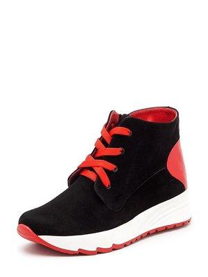Ботинки черные | 3994387