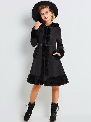 Пальто черное | 4063965