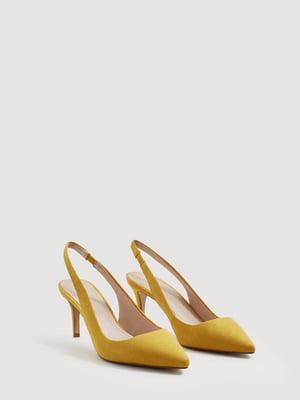 Туфли желтые | 4009330