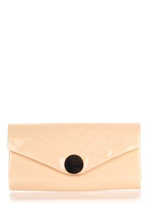 Клатч абрикосового кольору | 4033879