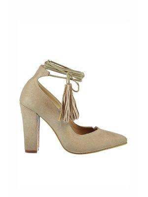 Туфлі тілесного кольору | 4066700