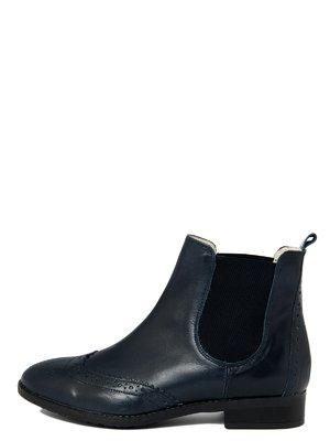 Ботинки темно-синие | 4066095