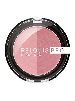 Румяна компактные Relouis Pro Blush — тон №202 | 4067163