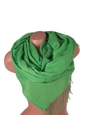 Палантин зеленый | 4058400