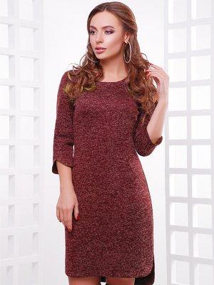 Сукня бордова | 4067303