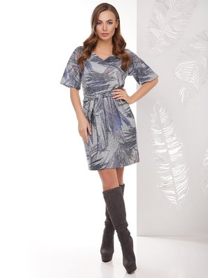 Сукня сіра | 4067318