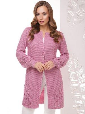 Кардиган рожевий | 4067324