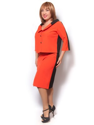 Костюм: жакет и юбка | 4071402