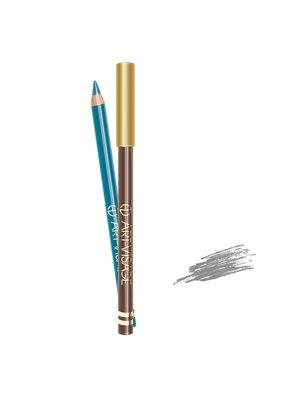 Карандаш для глаз - №147 - темный серый с блестками (5 г) | 4064357