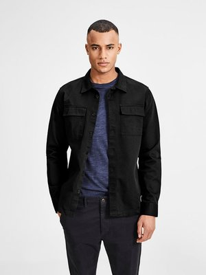 Рубашка черная | 4021456