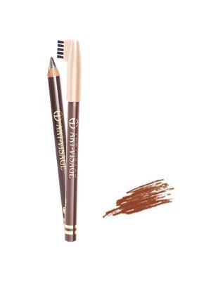 Карандаш для бровей - №406 — коричневый (5 г) | 4064326