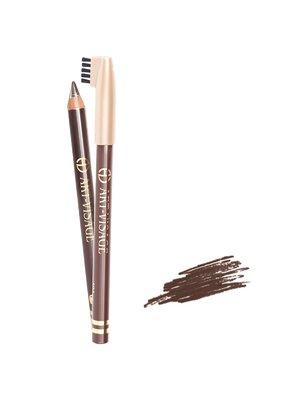 Карандаш для бровей -№407 — темно-коричневый (5 г) | 4064327