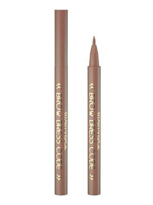 Фломастер для бровей стойкий - №802 (12 мл) | 4064497