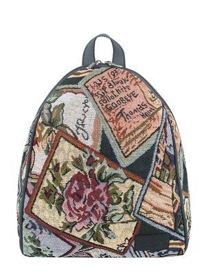 Рюкзак в принт | 4021880
