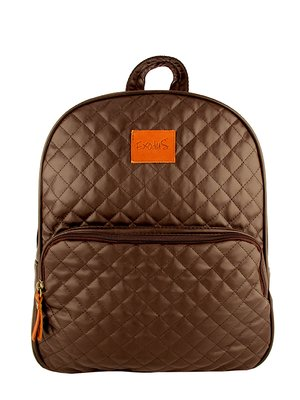Рюкзак коричневий | 4021890