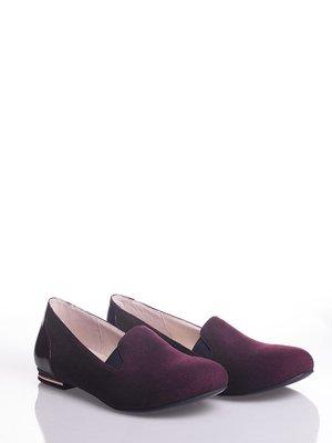 Туфли бордовые | 4078467