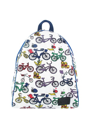Рюкзак у принт | 4075036