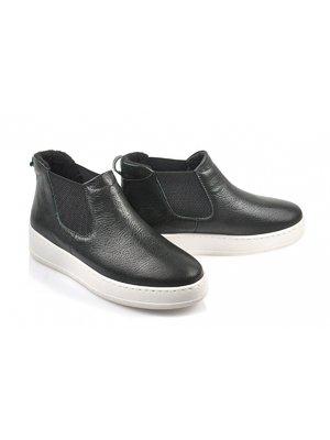 Ботинки темно-зеленые | 4079242