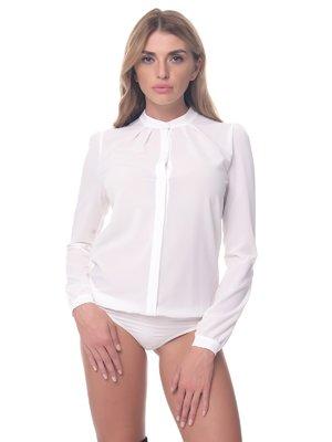 Блуза-боді біла | 4081878