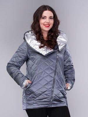 Куртка серая   4081204