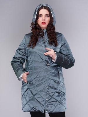 Куртка сіра | 4081209