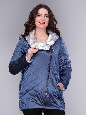 Куртка синяя   4081203