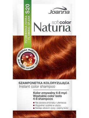 Шампунь відтіночний Naturia Soft - №20 «Полум'яна іскра»   4088085