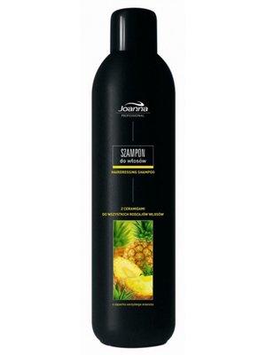 Шампунь з керамідами для всіх типів волосся з ароматом ананаса (1000 мл) | 4088181