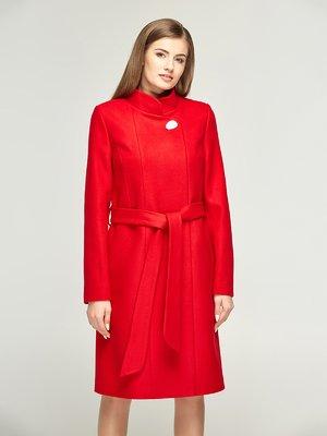 Пальто красное | 4089001