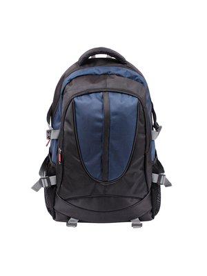 Рюкзак черно-синий | 4090405