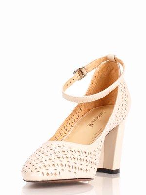 Туфли бежевые | 4052555