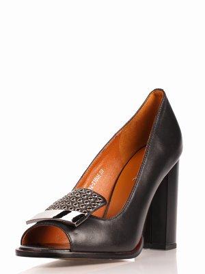 Туфлі чорні | 4052564