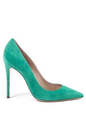Туфли зеленые | 4091229