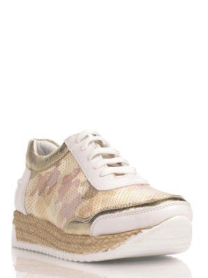 Кросівки бежеві | 4060549